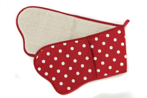 Belle Double Oven Gloves by Belle Textiles
